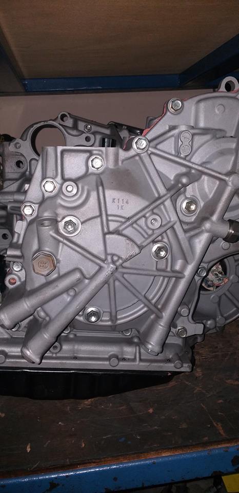Toyota vellfire 2.5 CVT