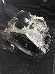 Toyota harrier 2015 year cvt